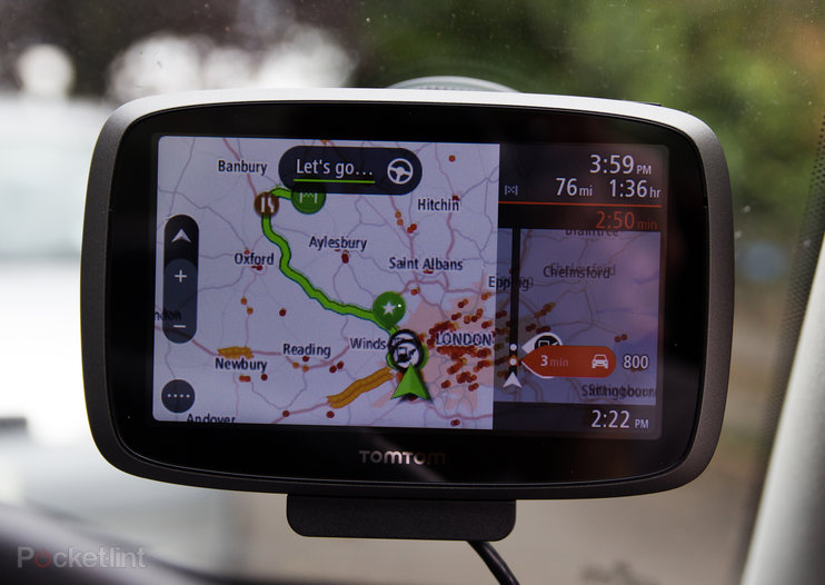 TomTom Go 510 review: Great navigation, now more connected