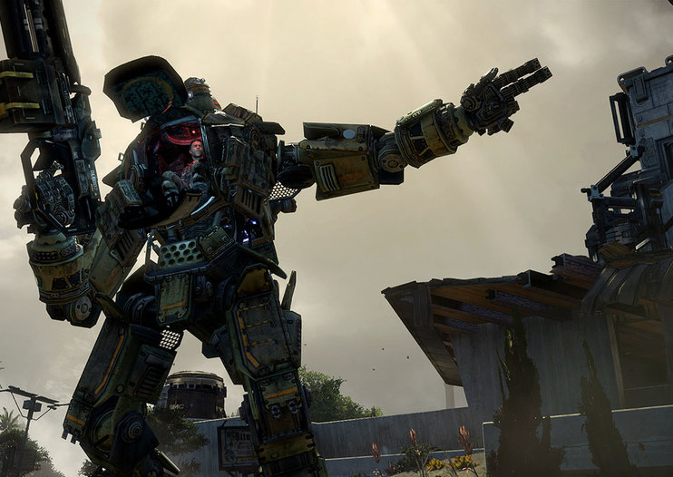 Play Titanfall for free