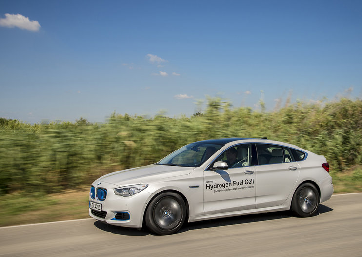 BMW 5 Series GT hydrogen fuel cell first drive: Driving into the future?