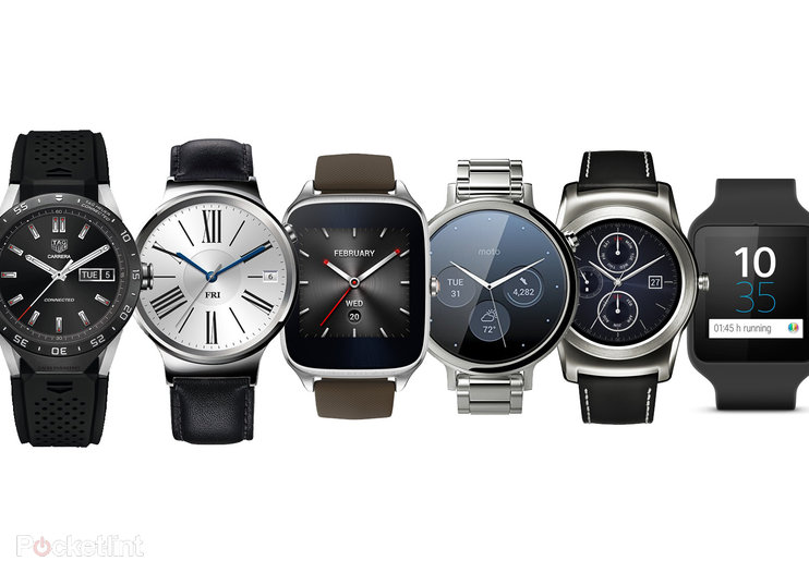 Which Android Wear smartwatch is best for you? Tag Heuer Connected vs Asus ZenWatch 2 vs Huawei Watch vs Moto 360 vs LG Watch Urbane vs Sony SmartWatch 3