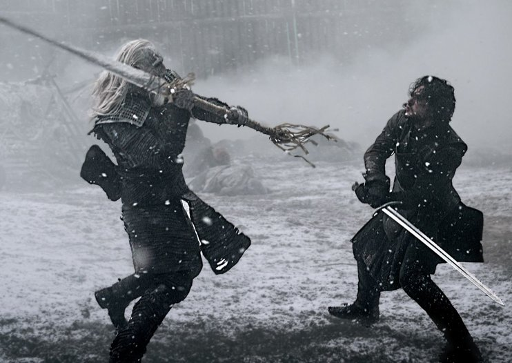 Want to see how the incredible Game of Thrones Hardhome zombie battle was filmed?