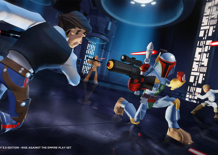 Disney Infinity 3.0 preview: Not just a Star Wars sandbox