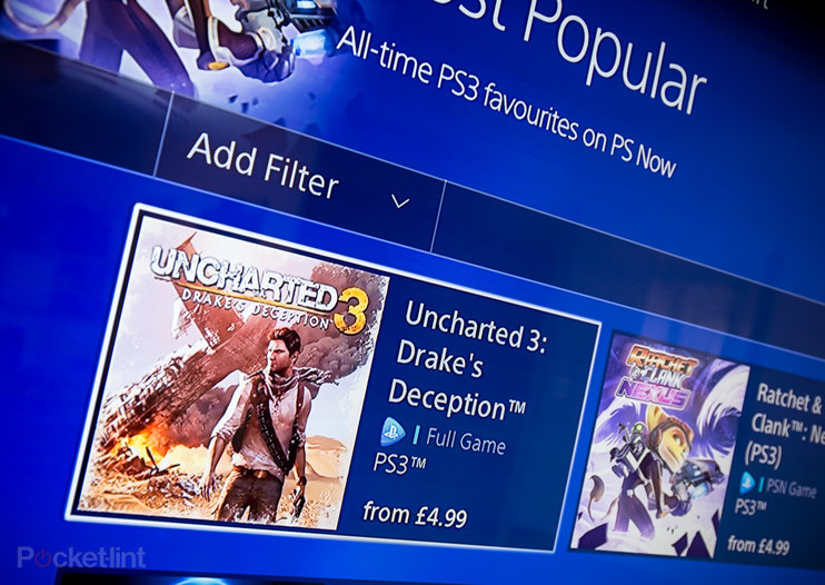 PlayStation Now goes into open beta in UK, costs from £2.99 to rent a game