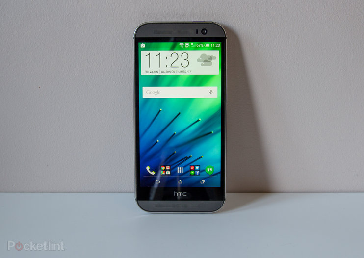 HTC One M8 will be updated to Android M
