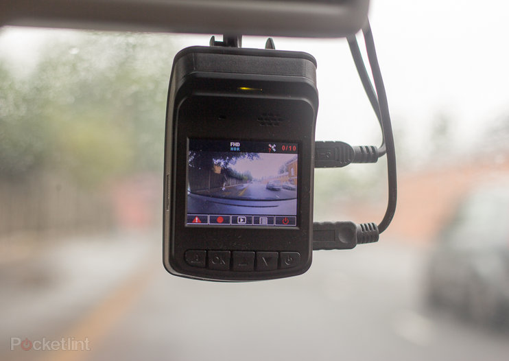 Asus Dashcam hands-on: Recording your journey on the go