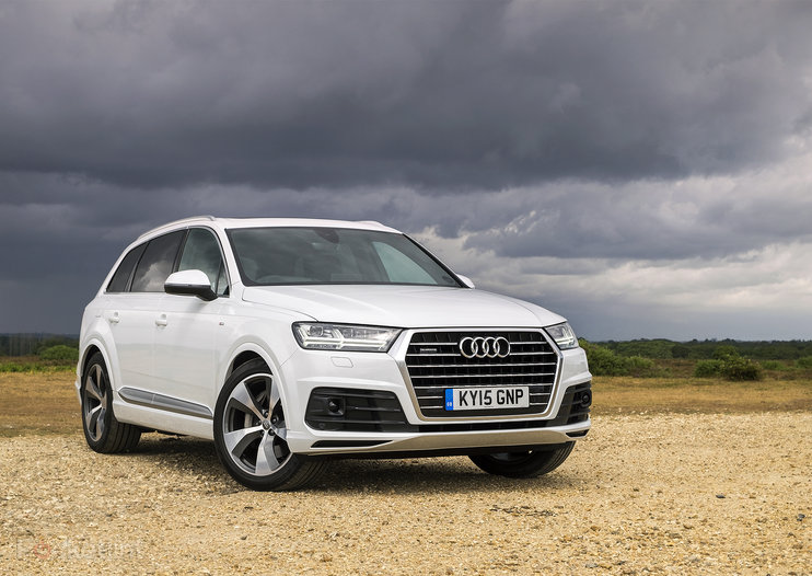 Audi Q7 first drive: SUVving wicked this way comes