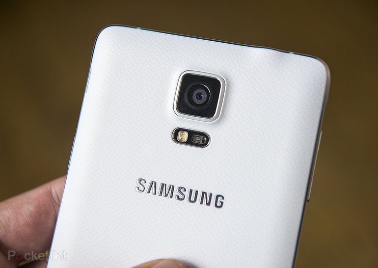 Samsung's new camera sensor could make the Galaxy Note 5 snapper the best out there