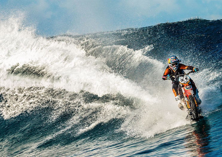 Extreme sports taken beyond limits by tech, best videos