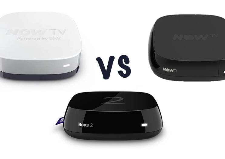 Now TV Box (2015) vs Now TV Box vs Roku 2: What's the difference?