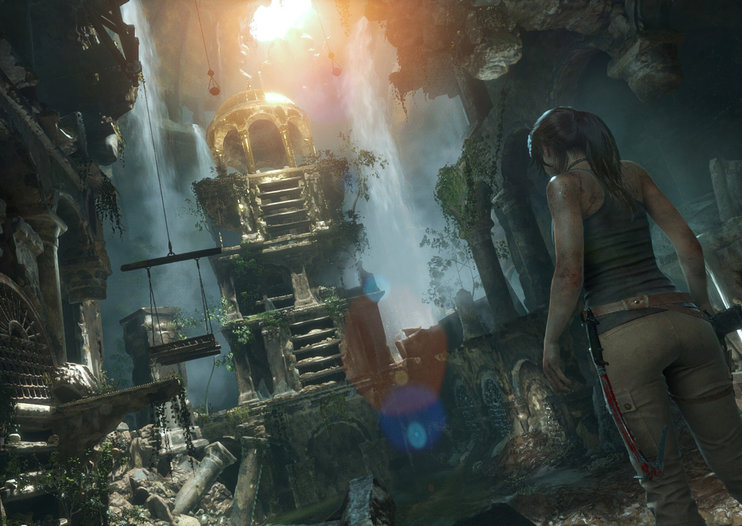 Rise of the Tomb Raider preview: Putting the 'tomb' back in 'Tomb Raider'