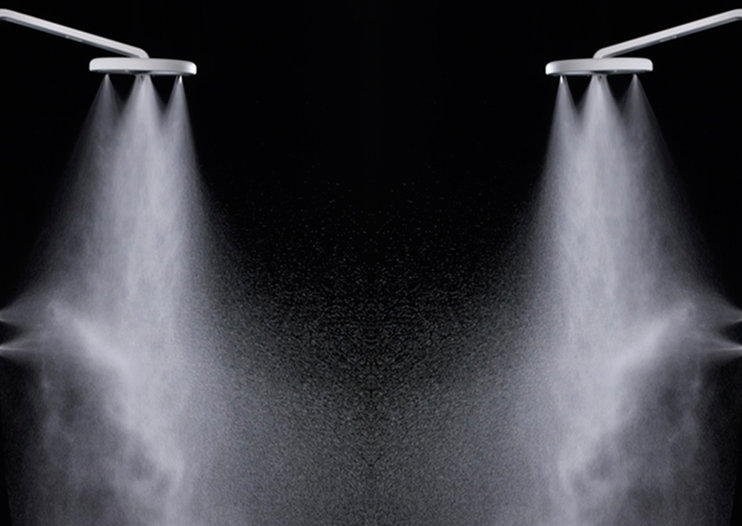 What is the Nebia shower? Save money, intensify showers, help the planet