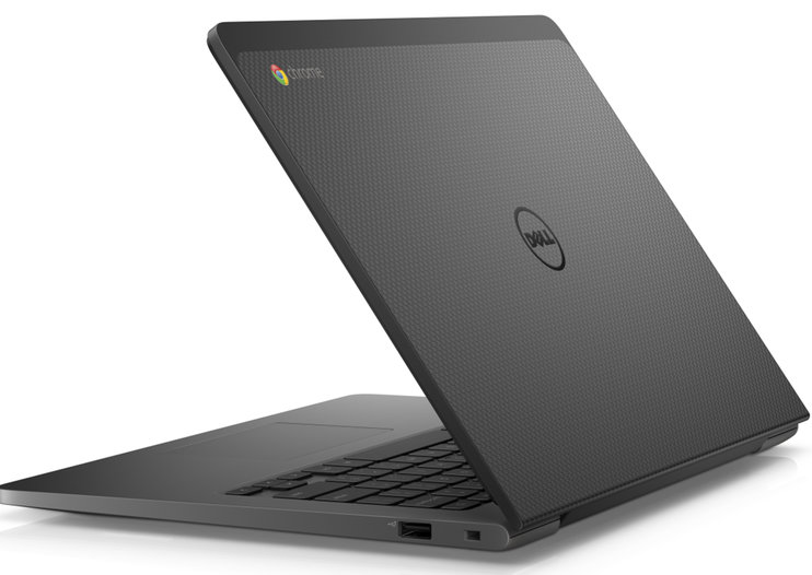 Dell Chromebook 13 announced: Intel Core i5, 12-hour battery, business secure and more
