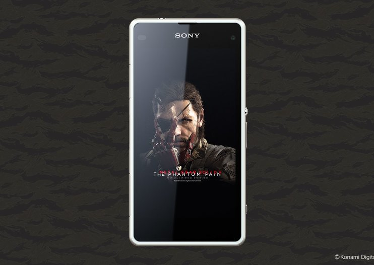 Sony goes Metal Gear Solid mad: MGSV Xperia and Walkman devices in-bound
