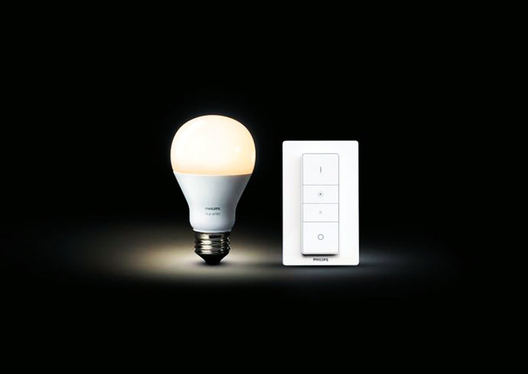 Philips Hue now comes with a wireless dimming kit