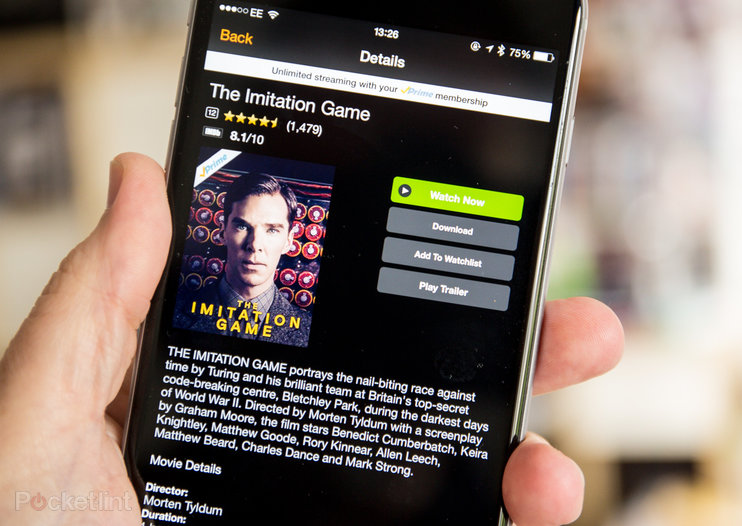 Are you listening Netflix? Amazon Prime Instant Video content can now be downloaded for offline viewing