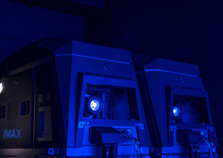 IMAX's new dual 4K laser projection system comes to UK on 2 October