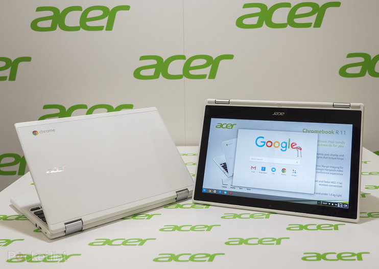 Acer Chromebook R11: Fully flexible Chromebook packs IPS screen on a budget