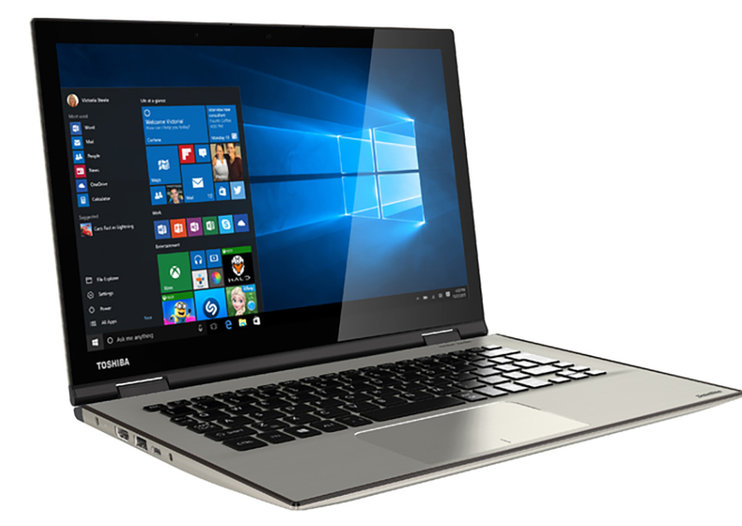 Toshiba aims at MacBook with 'world's first' 4K 12.5-inch Satellite Radius 12
