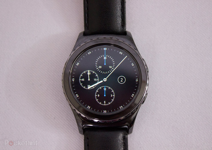 The Samsung Gear S2 watch faces, in pictures