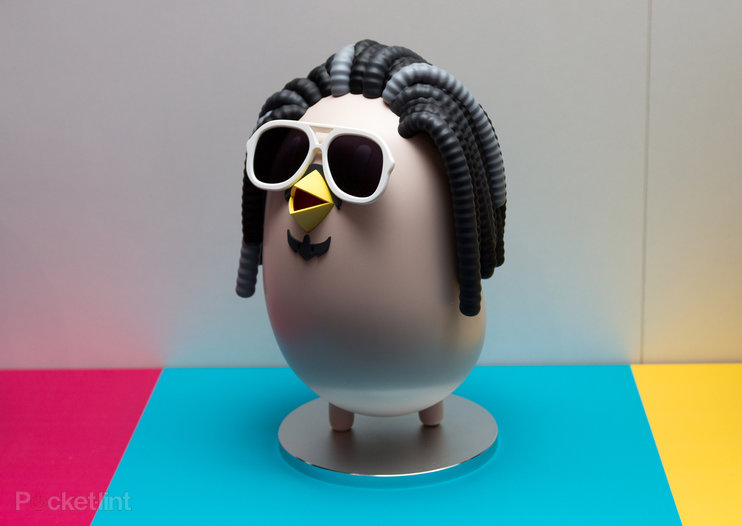 These LG Bean Birds are the cutest things to come out of IFA 2015