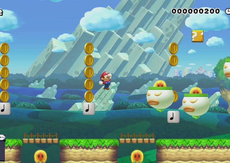 Super Mario Maker review: Build it and they will come