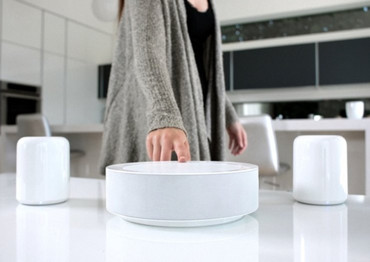 HiddenHUB speaker delivers 360-degree sound after detecting room layout, your location