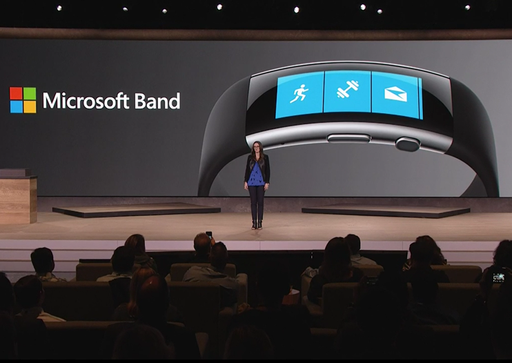 Microsoft Band 2 revealed: Here's everything you need to know
