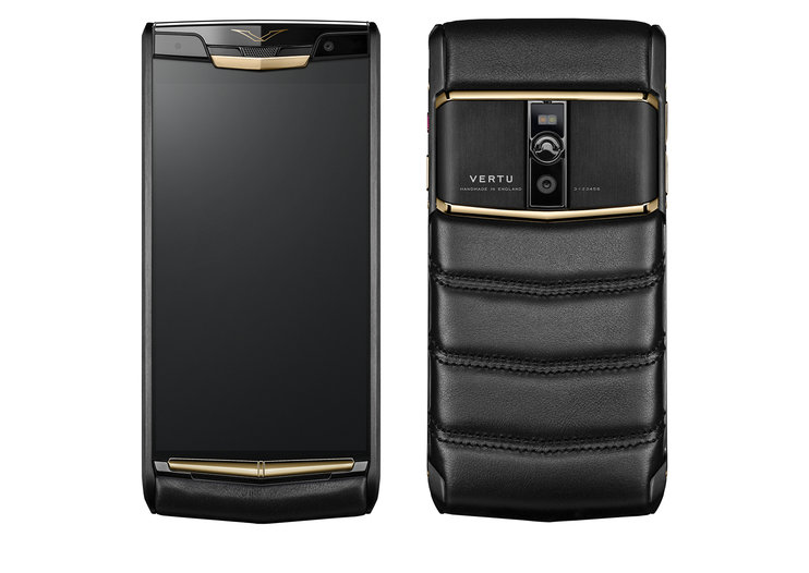 Vertu Signature Touch updated with high-end Android phone spec, still costs £6,500