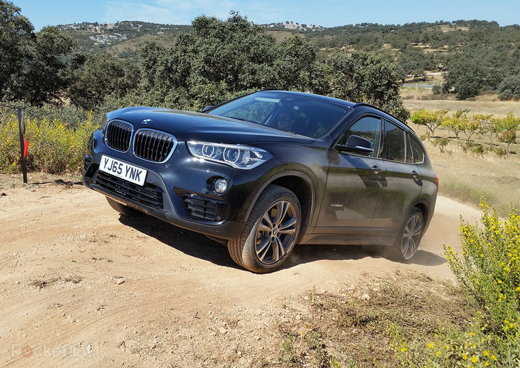 BMW X1 2015 first drive: Second-gen SUV makes off-road easy