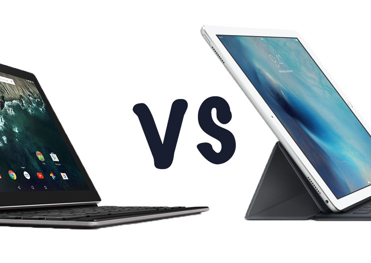 Google Pixel C vs Apple iPad Pro: What's the difference?
