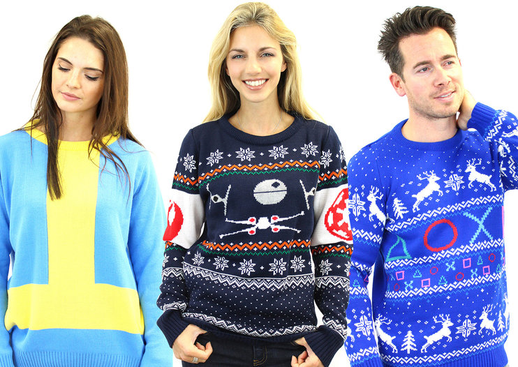 These are the best Christmas jumpers you'll want to wear this year