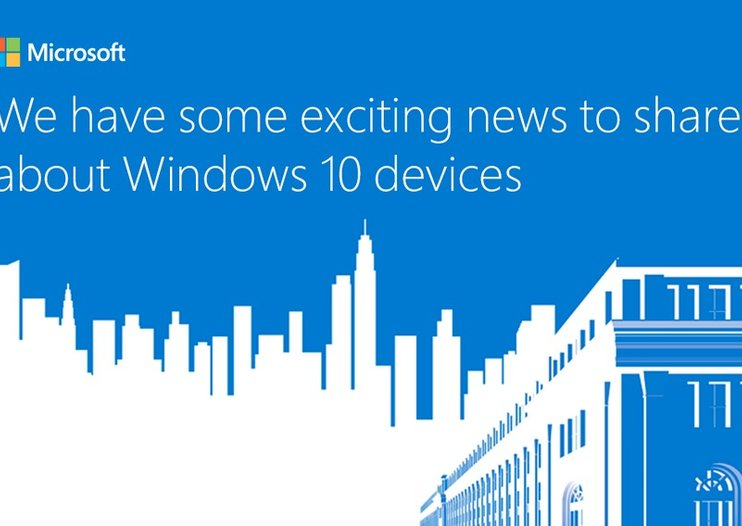 Microsoft October 2015 launch event: What devices to expect