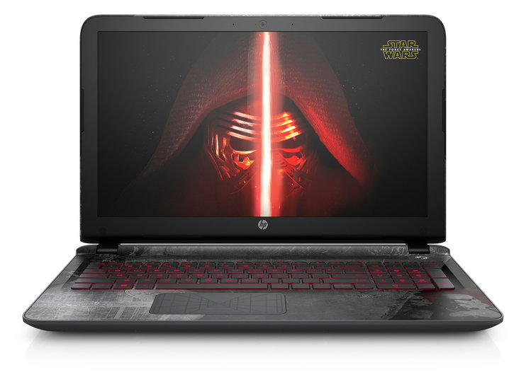 That's no moon that's a HP Star Wars Special Edition Notebook