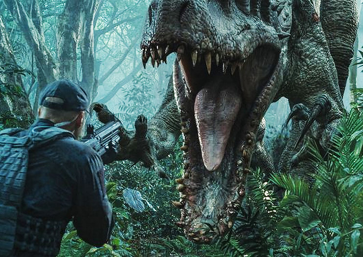 Best TV and movies to watch this weekend on Netflix, NOW TV and more: Jurassic World, Tomorrowland...