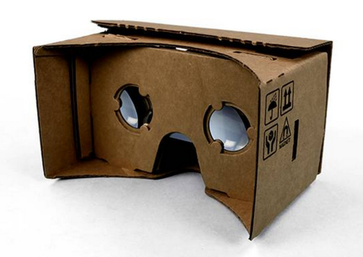 View the world in VR: Google Street View now works with Cardboard