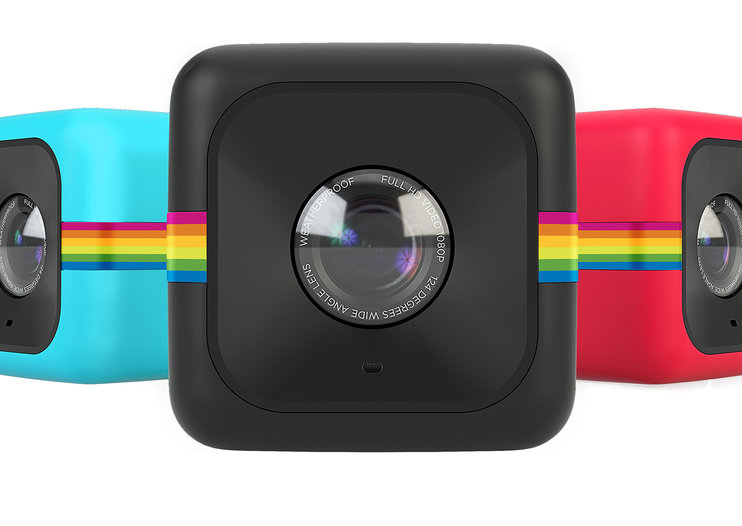 Polaroid Cube+ is the GoPro for the Nyan Cat generation
