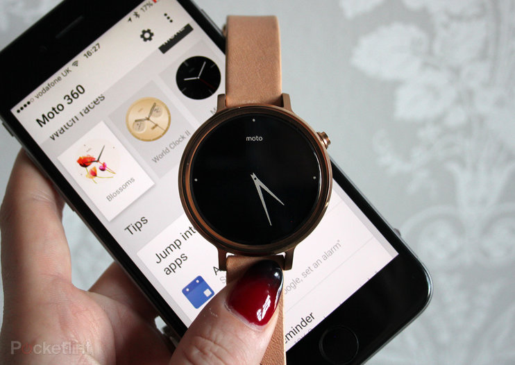 What's Android Wear really like on iPhone?