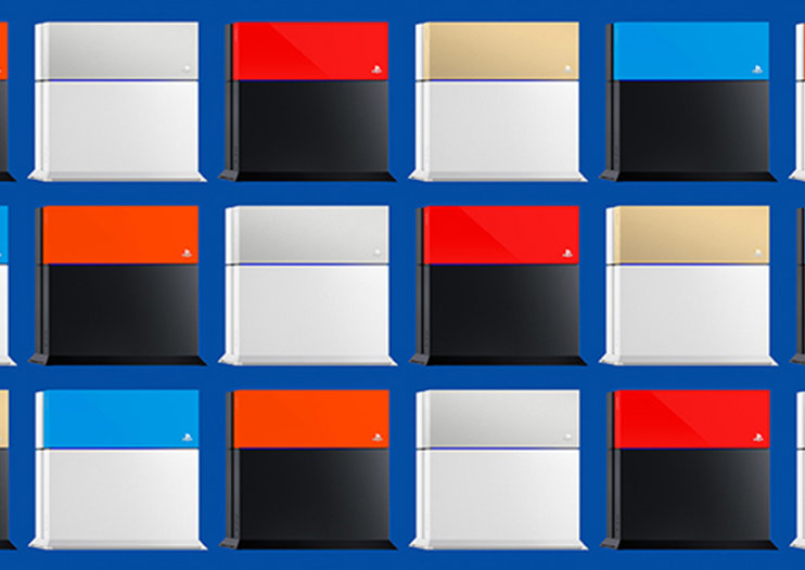 Sony PS4 to get colour faceplates on 18 November, here are the personalisation options