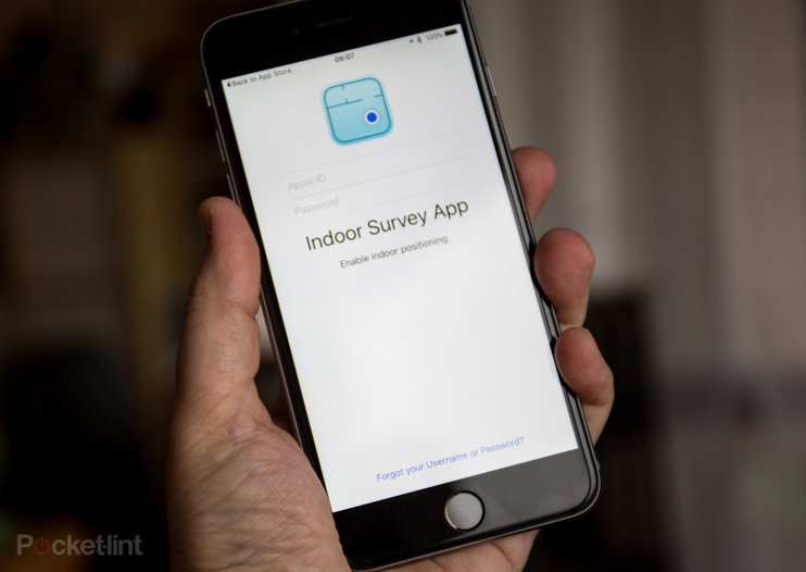 Apple may have cracked indoor GPS, revealed on Indoor Survey app