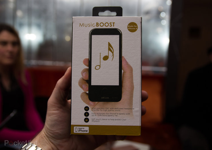 Arcam MusicBoost: iPhone audio and battery boost sounds good to us