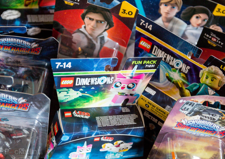 How to enjoy toys to life games without spending a fortune
