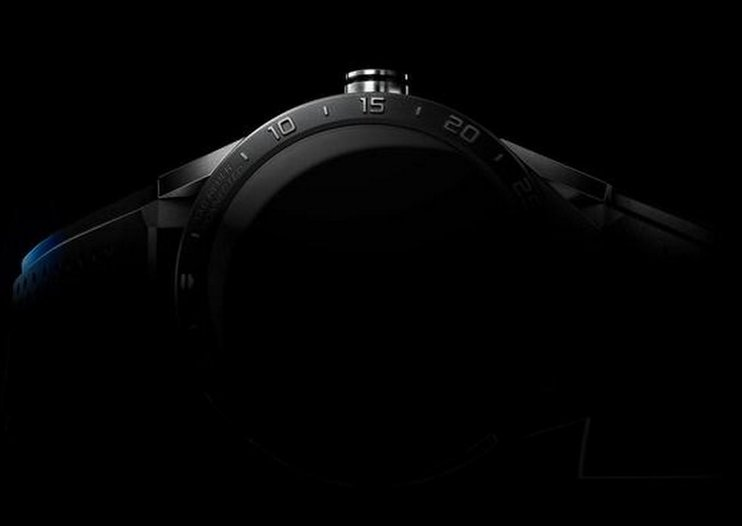 Tag Heuer Connected Android Wear watch teased, coming 9 November