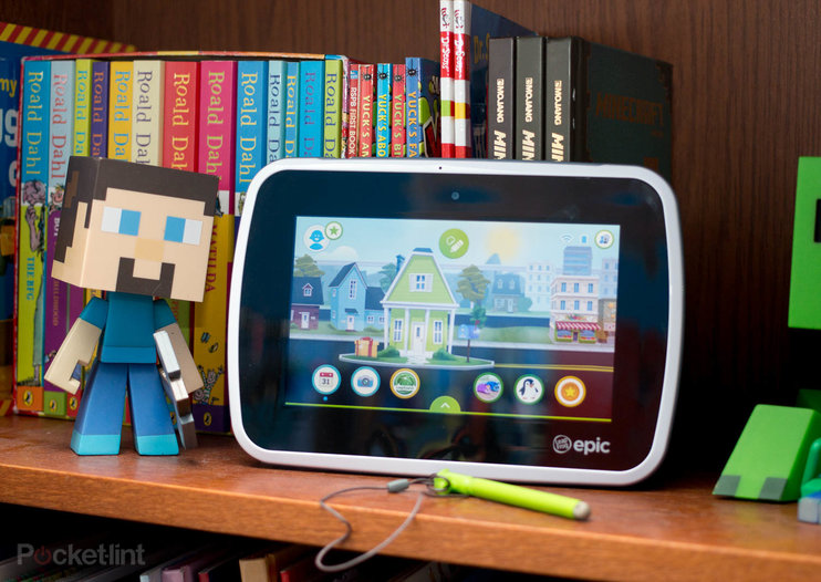 LeapFrog Epic review: Putting parents in control