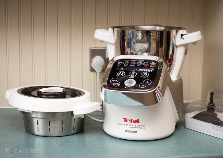 Tefal Cuisine Companion takes on Thermomix, but can it deliver?