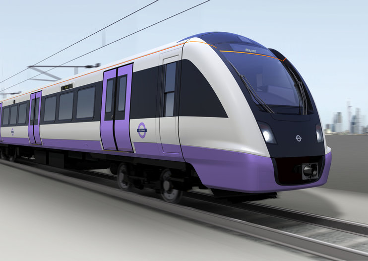 London's Crossrail trains will have Wi-Fi and 4G for internet connection for all