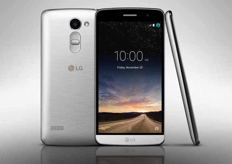 The 5.5-inch octa-core LG Ray is the best smartphone you'll likely never own