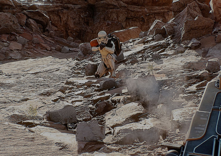 Check out these incredible Star Wars Battlefront screens: Are they real or fake?