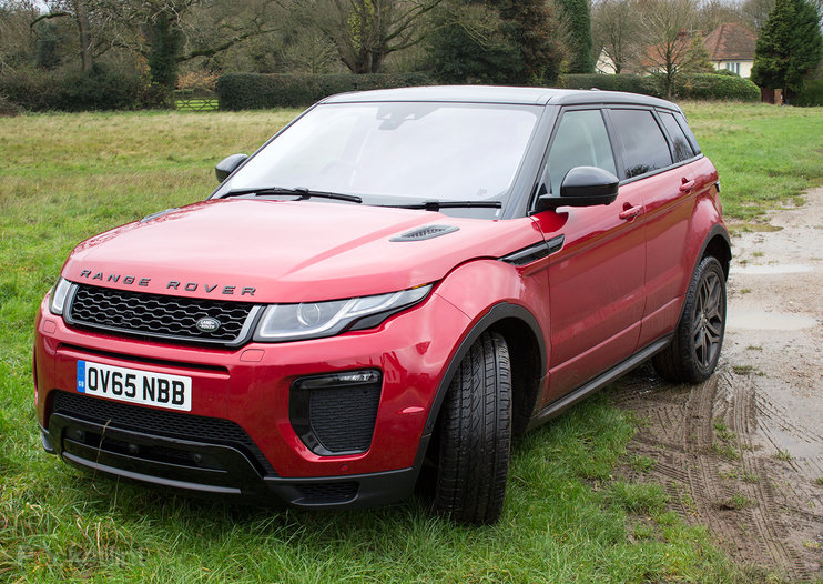 Range Rover Evoque 2016 first drive: Pushing design and performance further