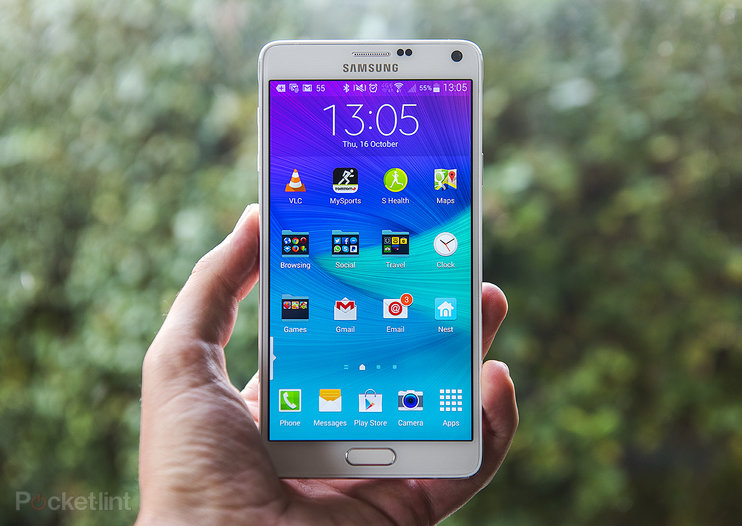 You'll never guess which Samsung phone is updating to Android 6.0 Marshmallow first