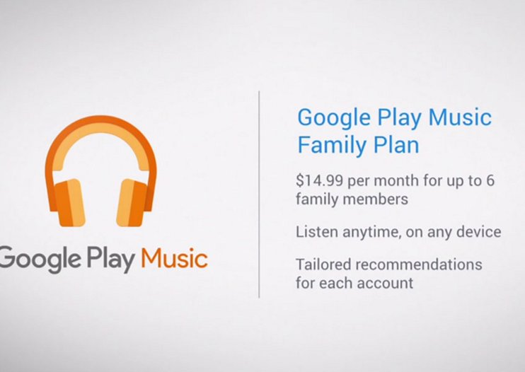 Google launches Play Music family plan: What is it and how does it work?